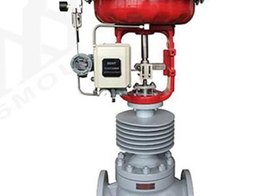 ZDLM(P)高溫套筒電動調節閥