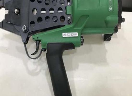 LWQ-15 LWQ-10型氣動錨網連扣機 濟寧盛諾品牌品質