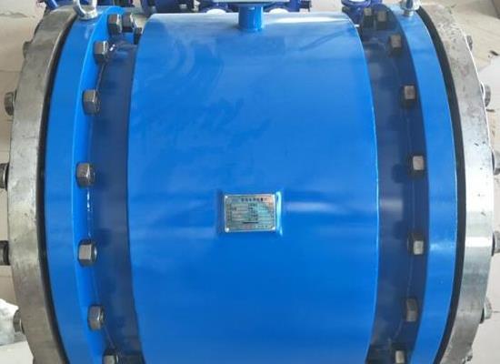工業大管徑遠傳電磁流量計HLLD型遠傳灌溉流量計