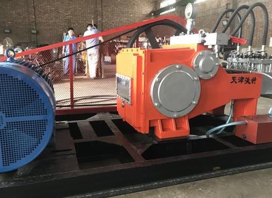 供應三柱塞泥漿泵GZB-40型旋噴泵天津沃特