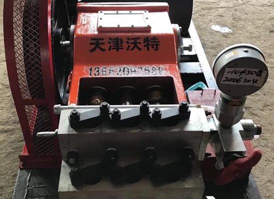 供应高压旋喷泵天津沃特泵业有限公司GZB-90E