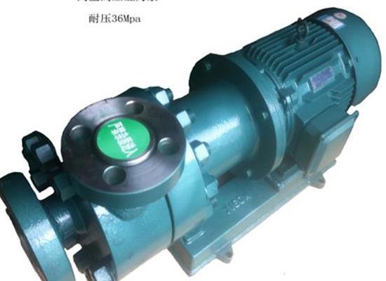 CQG高温磁力泵 CQG-G高温高压磁力泵