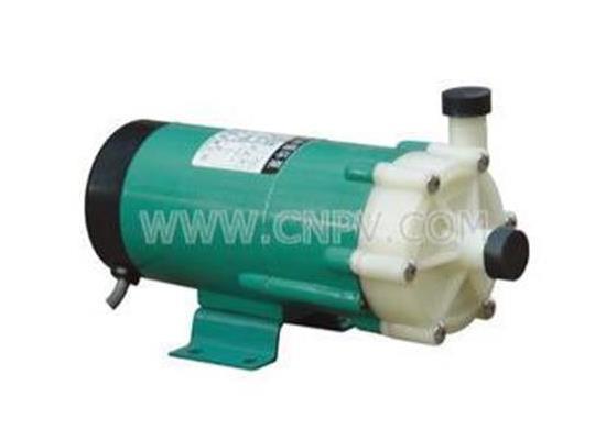 MP塑料磁力泵