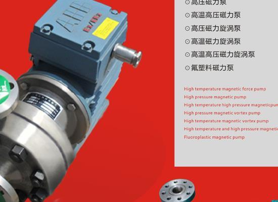 家耐高压磁力泵CQB(G)(CQB(G))