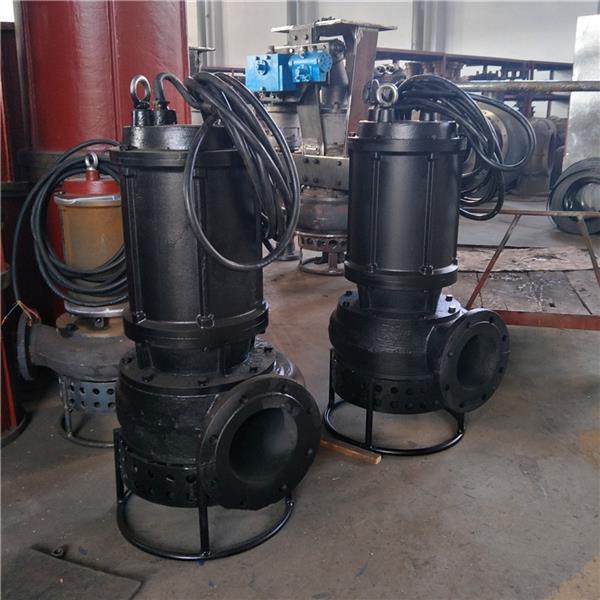 专业定制顶端出水桩基工程潜水泥沙泵