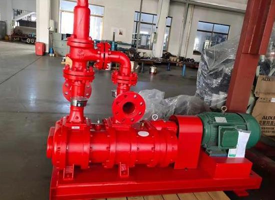 高压力大流量敷胶双螺杆泵LGB150
