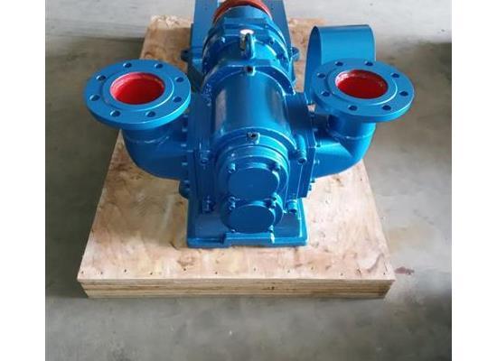 WZB80 100  125转子泵 凸轮泵 双螺旋转子泵