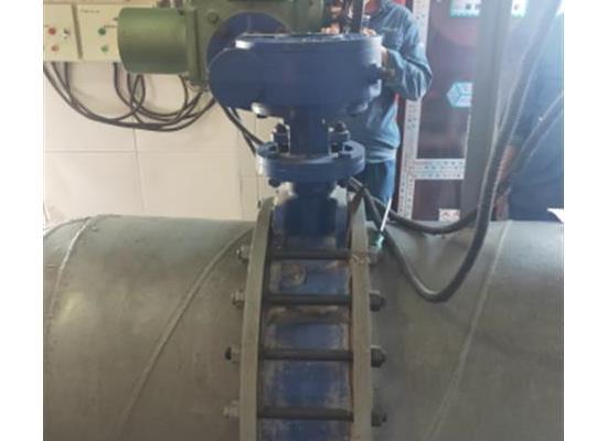 QDX3-8渦輪執行器,QDX3-9渦輪箱 電動閥頭