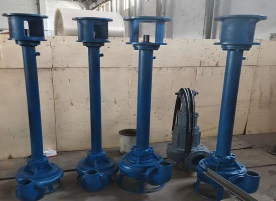 液下抽沙泵  立式長軸泥漿泵 淄博瑞昱泵業