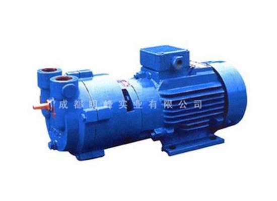 2BV系列水环真空泵水环式真空泵 四川明川水环式真空泵 2b