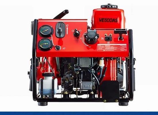 原装进口VE500AS东发手抬消防泵 V20FS升级款