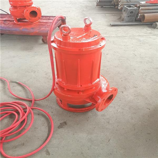 自带搅吸功能的高温潜水渣浆泵