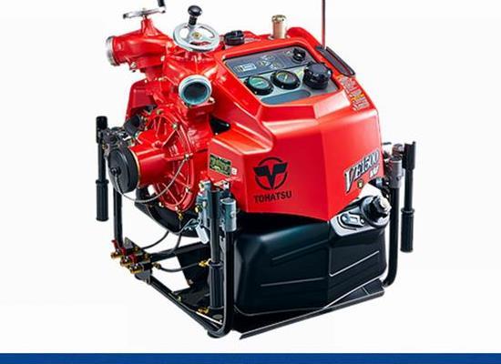 進口新VE1500V日本東發手抬消防泵VE1500消防泵