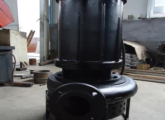 專業定制頂端出水樁基工程潛水泥沙泵