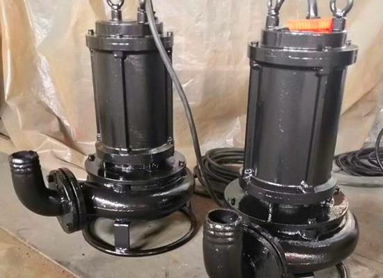 潜水抽砂泵 选矿厂尾矿处理泵