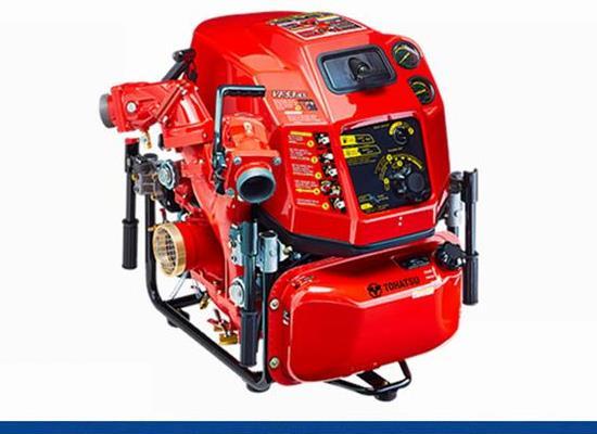 進口新VF53AS日本東發 消防用手抬消防泵