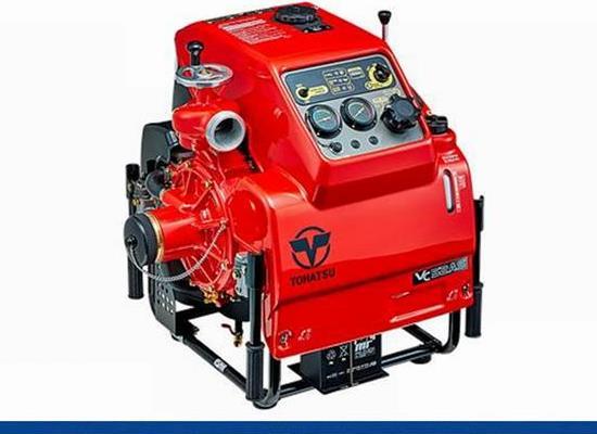 進口新VC52AS日本東發手抬消防泵 提供3C和檢測報告