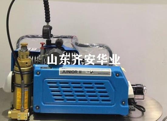德國寶華J II W空氣壓縮機BAUER呼吸器充氣泵