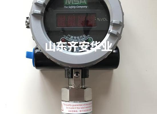 梅思安DF-8500硫化氢气体探测报警器10147776