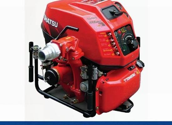 進口新VF63AS-R日本東發應急消防泵 自動中繼消防泵