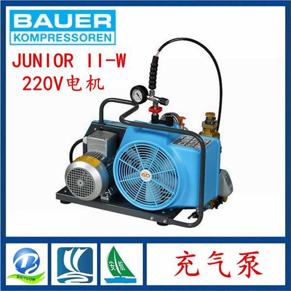 进口JUNIOR II-W德国宝华呼吸器 空气填充泵 充气泵