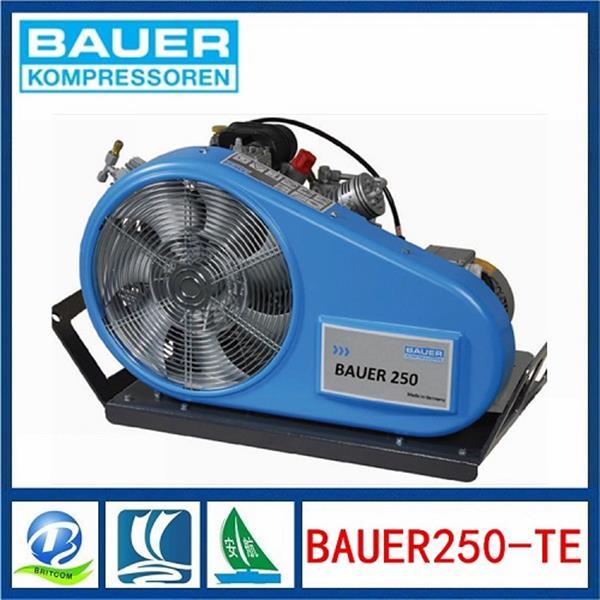 進口呼吸器空氣壓縮機BAUER250-TE寶華充氣泵