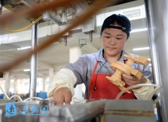 江苏联新阀门:小阀门打开海外市场