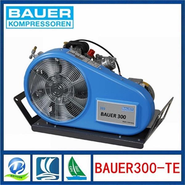 呼吸器空气压缩机  新BAUER300-TE宝华充气泵