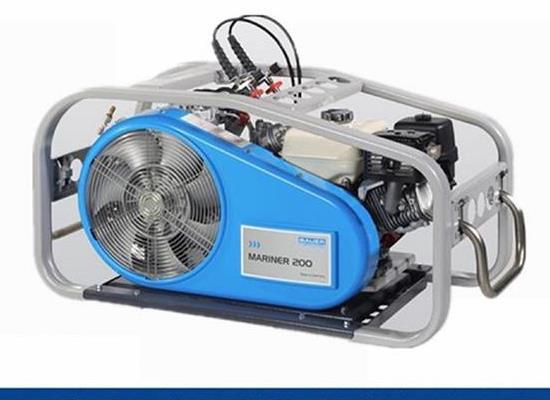 寶華充氣泵 新MARINER 200-E呼吸空氣壓縮機