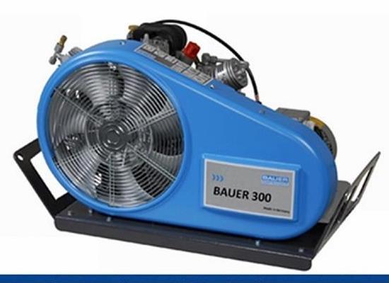 呼吸器空氣壓縮機  新BAUER300-TE寶華充氣泵