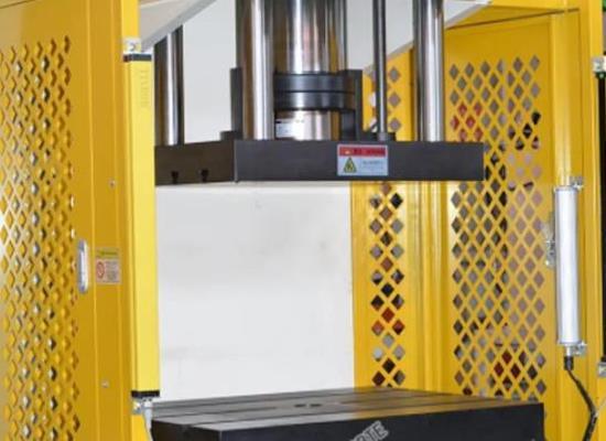 伺服压机 BG08DY系列电液伺服压力机