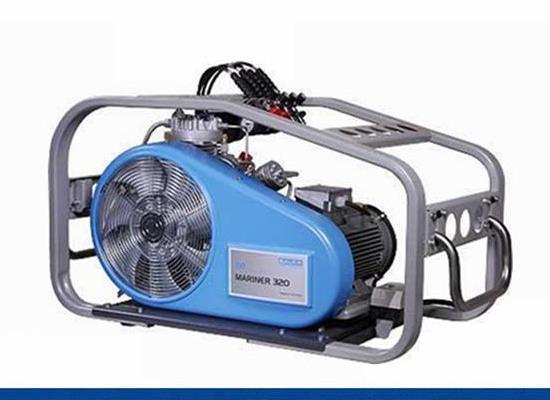 德國寶華新MARINER 320-E消防用呼吸器充氣泵