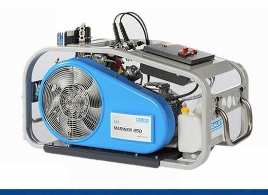 德國寶華新MARINER 250-E消防用呼吸器空氣充氣泵