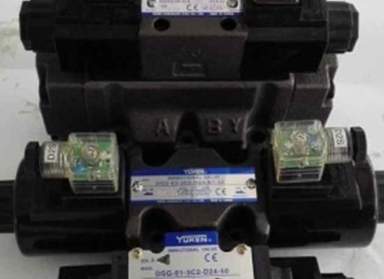 DSHG-10-2B2-D24-T-N1-50油研电液换向阀