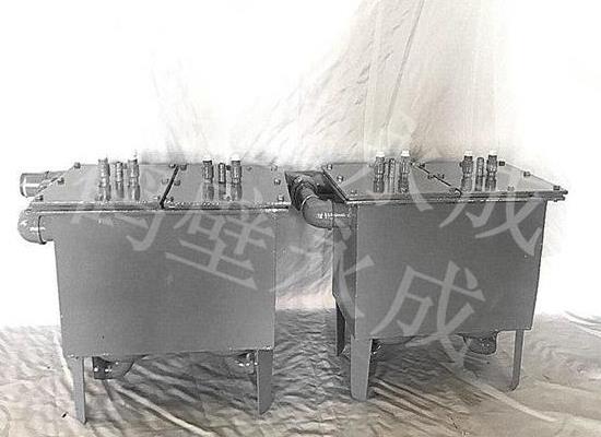 YCQF型氣動排渣放水器可用范圍