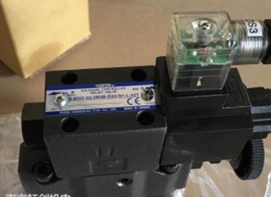 油研电磁溢流阀S-BSG-06-2B3B-A110-N1-5