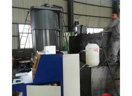 深水模拟水压试验机 海底模拟水压试验机 气液增压系统