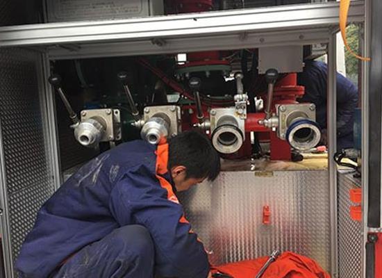 力華泡沫液輸送泵