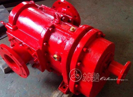 力華消防專用柴油機泡沫液泵