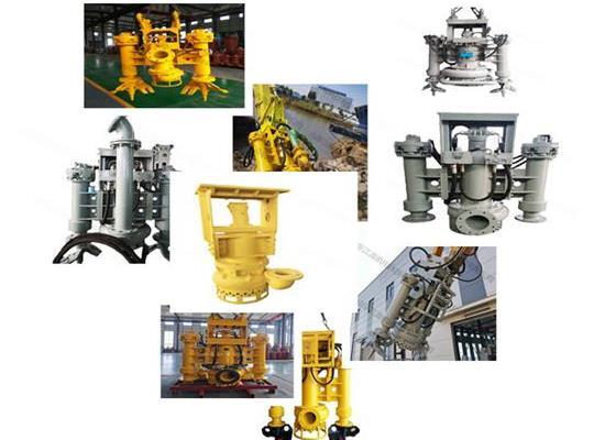 动力不打折 水陆两栖铁渣泵 高浓度液压杂质泵 挖掘机液压驱动