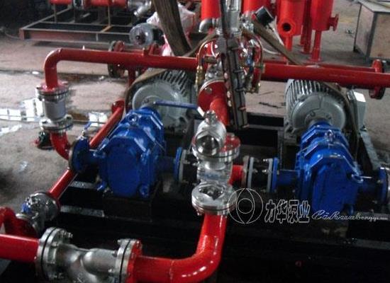 車載泵消防泵-力華柴油機消防泵