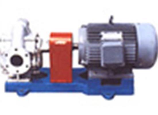 圓弧齒輪泵的結構與性能