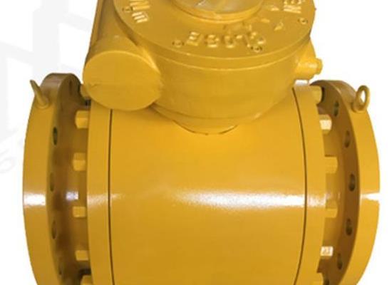 Q947Y天然气高压球阀