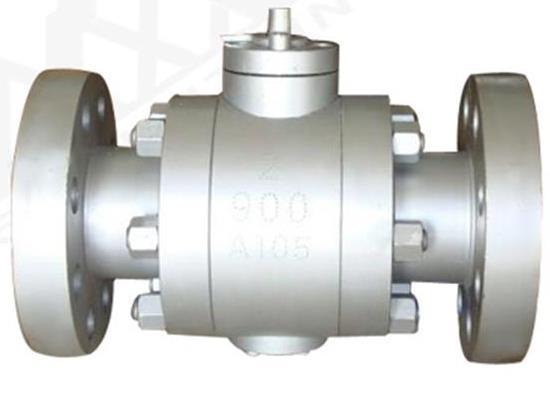 Q41F-300LB美标锻钢球阀