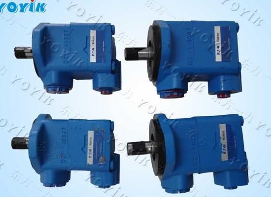 抗燃油循环泵F3-V10-1S6S-1C-20一力优易熪屶