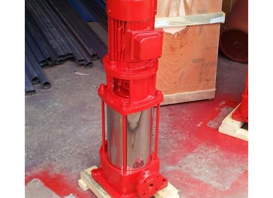 XBD立式多级消防泵 增压稳压泵消火栓泵喷