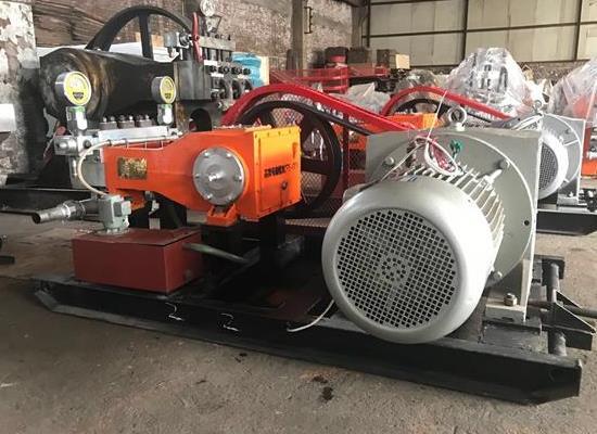 供應雙液灌漿泵GZB-10變頻電機