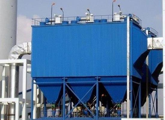 大同礦槽除塵系統長袋低壓脈沖除塵器