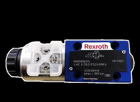 力士樂Rexroth電磁閥4WE6G62/EG24N9K4