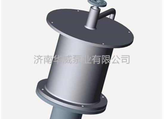 華威泵業MSF熔鹽過濾器